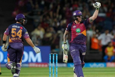 Ben Stokes Ton fires RPS to Victory