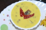 Tasty Bhindi (Ladies Finger) Kadhi Recipe