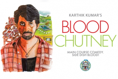 Standup Comedy Show Blood Chutney
