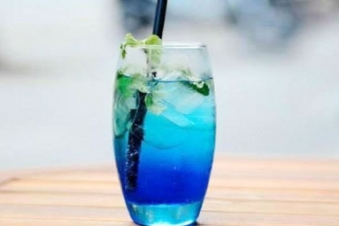 Blue Curacao Mocktail Recipe