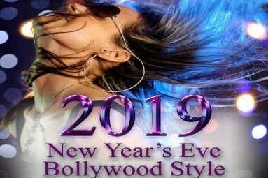 2019 New Year's Eve Bollywood Desi Party
