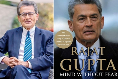 Indian American Businessman Rajat Gupta Tells His Side of Story in His New Memoir 'Mind Without Fear'