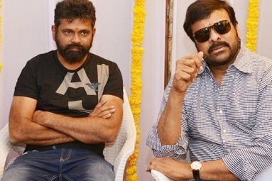 After Charan, it is Chiranjeevi for Sukumar?