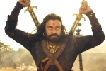 Megastar Chiranjeevi's Sye Raa Teaser is Here