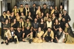 Chiranjeevi reunion party, 80s reunion pics, chiranjeevi hosts a perfect reunion party, Nagarjuna