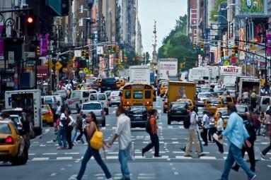 City Life Make Humans Less Kind to Strangers: Study