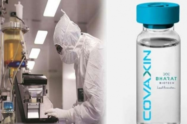 Covaxin-India's 1st Covid-19 vaccine to get approval for Human trials: