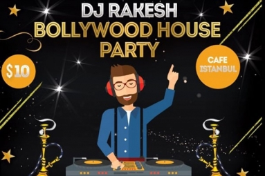 DJ Rakesh Bollywood House Party