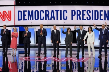 Democratic Presidential Hopefuls Call for Humane Immigration Policy