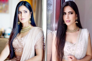 In Pics: Katrina Kaif's Doppelganger Alina Rai Is Taking over the Internet