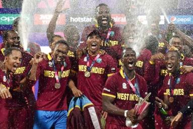 """""""Nothing quite like that finish to a game 6 6 6 6 congrats WI !"""", says Warne"""