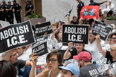 Activists Call on Atlanta to Exclude ICE