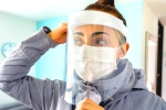 Researchers say Face Shields don't Stop COVID-19 Spread, What works best?