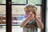 Facemasks not recommended for children aged below 5 years