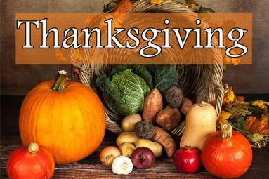 Celebrating Festival of Thanksgiving!