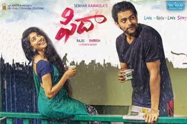 Fidaa Telugu Movie - ShowTimings