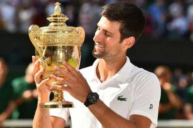 Novak Djokovic Beats Roger Federer to Win Fifth Wimbledon Title in Longest Ever Final