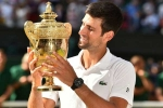 Novak Djokovic Beats Roger Federer to Win Fifth Wimbledon Title in Longest Ever Final