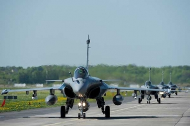 Not Involved in Choice of Indian Partners for Rafale: France