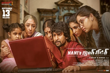 Nani's Gang Leader Telugu Movie