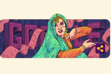 Google Celebrates Madhubala's 86th Birth Anniversary