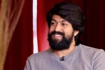 KGF, Karnataka, happy birthday yash get to know the kgf star, Inspiration