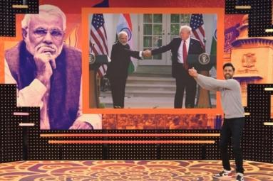 Watch Hasan Minhaj's Hilarious Take on 2019 Lok Sabha Polls