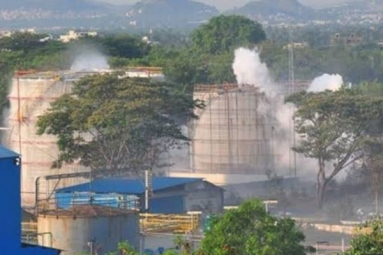 Hazardous Gas Leakage In Visakhapatnam- Over 5000 People Affected