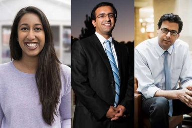 3 Indian-Americans in Time Magazine's 'Health Care 50' List