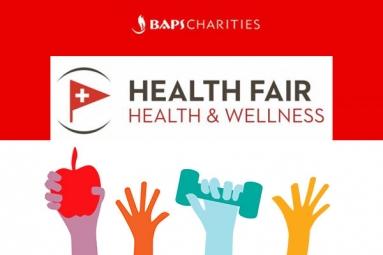 BAPS Charities Annual Health Fair 2019
