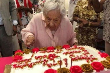 New York Woman Celebrates Her 107th Birthday, Says 'Never Getting Married' Is Secret to Her Longevity