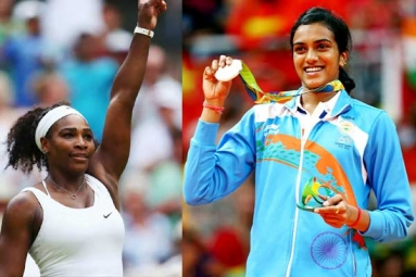 Forbes Name Serena Williams as Highest Paid Female Athlete, PV Sindhu in Top 10