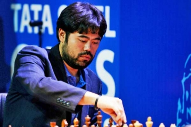 Hikaru Nakamura Wins Tata Steel Chess India Rapid