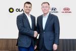 Hyundai and Kia Invest $300 million In Ola