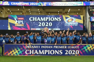 IPL 2020 Final : Mumbai Indians Defeat Delhi Capitals Gaining The Fifth IPL Title