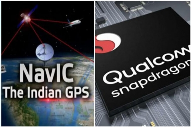 Qualcomm Launches Chipsets with ISRO's NavIC GPS for Android Smartphones