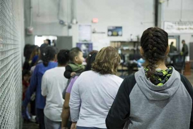 U.S. Immigration Authorities Force-Feed Detainees from India, Cuba