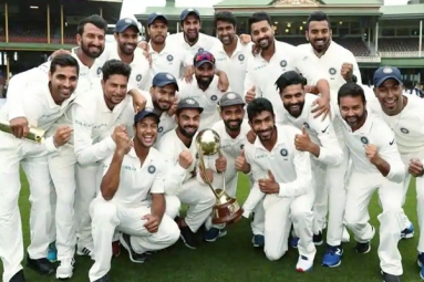India Vs Australia: India Wins First-Ever Cricket Test Series in Australia