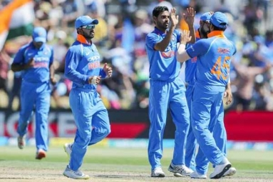 India vs New Zealand: India Beats New Zealand in 3rd ODI wins Series