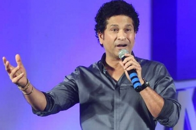 India have Good Chance of Winning Series: Sachin Tendulkar