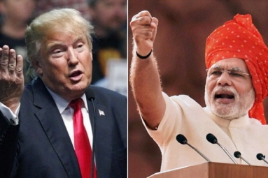 India true friend, Donald Trump