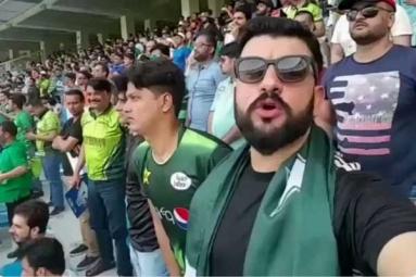 India vs England Match: Pakistani Cricket Fan Sings 'Jana Gana Mana', Video Goes Viral