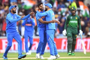 India vs Pakistan ICC Cricket World Cup 2019: India Beat Pakistan by 89 Runs