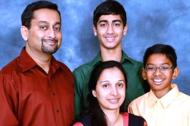Indian American Family Dies in Florida Car Crash