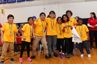 Multiple Indian American Kids Find Their Place As Finalists For The Odyssey Of The Mind Competition