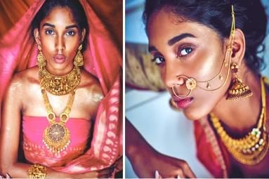 Meet the 19-Year-Old Indian Model Naomi Janumala, Who is the New Face of Rihanna's Fenty Beauty