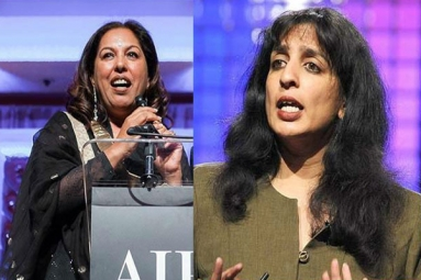 2 Indian-origin Techies Listed in Forbes America's Wealthiest Self-made Women
