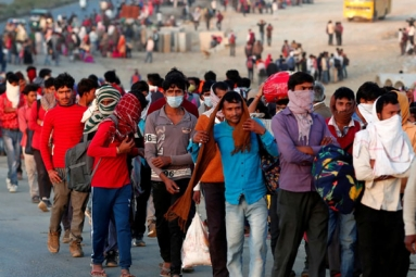 Coronavirus lockdown: Indian unemployment crosses 120 million in April