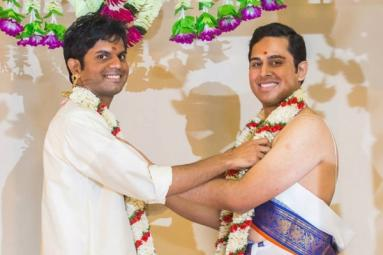 Gay marriage bureau for Indians!