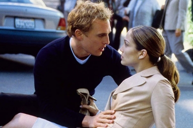 Jennifer Lopez and Matthew McConaughey reunite after 20 years for film Anniversary